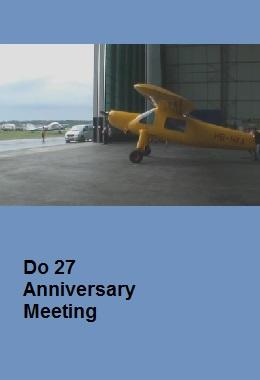Do 27 Anniversary Meeting