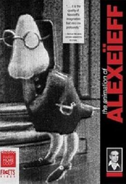 Alexander-Alexeieff-and-Claire-Parker-Le-Nez-(1963)
