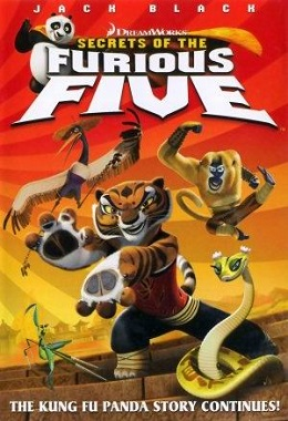 Kung Fu Panda.Secrets of the Furious Five