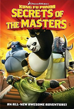 Kung Fu Panda.Secrets of the Masters