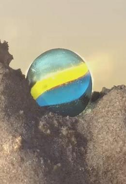 Short Animation Sand Castle