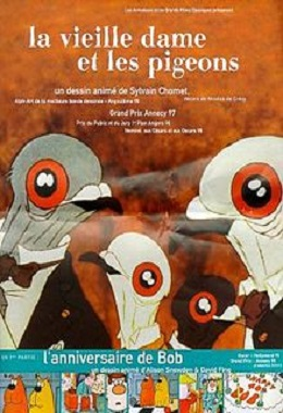 The.Old.Lady.And.The.Pigeons.Sylvain.Chomet.(1998)1