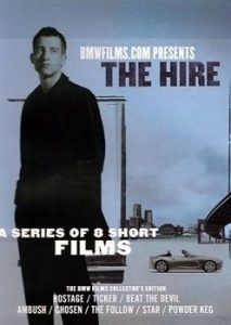 the hire poster