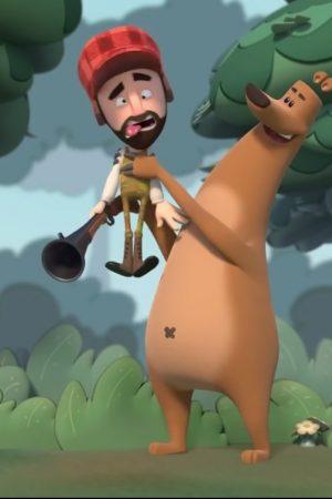 دانلود انیمیشن کوتاه My Beary Best Friend
