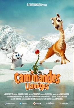 دانلود انیمیشن کوتاه Caminandes 3: Llamigos