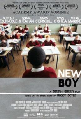 دانلود فیلم کوتاه New Boy