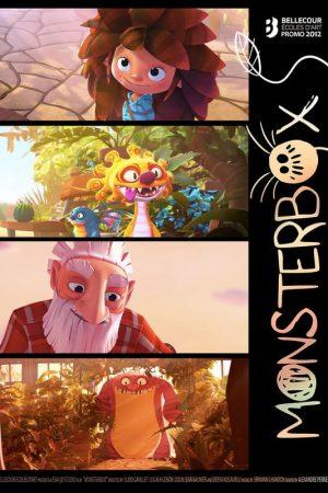 دانلود انیمیشن کوتاه Monsterbox