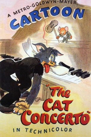دانلود انیمیشن کوتاه The Cat Concerto