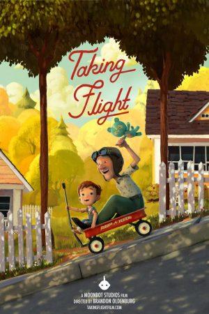 دانلود انیمیشن کوتاه Taking Flight