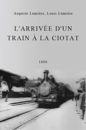 دانلود مستند کوتاه L'arrivée d'un train à La Ciotat