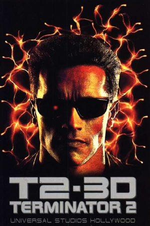دانلود فیلم کوتاه T2 3-D: Battle Across Time
