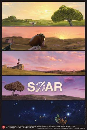 دانلود انیمیشن کوتاه Soar
