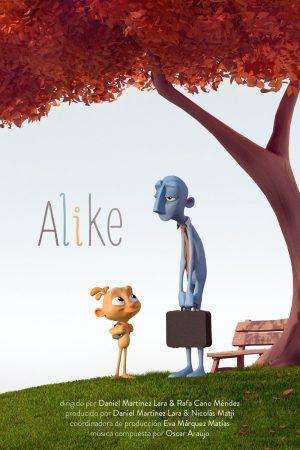 دانلود انیمیشن کوتاه Alike