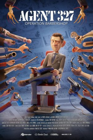 دانلود انیمیشن Agent 327: Operation Barbershop