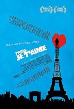 دانلود مجموعه فیلم کوتاه پاریس دوستت دارم