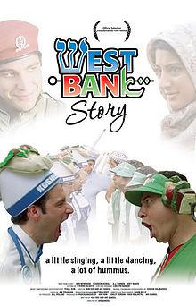 دانلود فیلم کوتاه West Bank Story