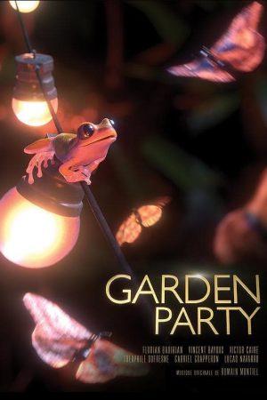 دانلود انیمیشن کوتاه Garden Party