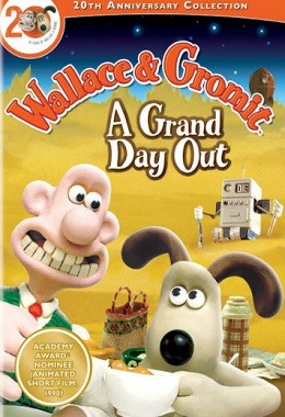 دانلود انیمیشن کوتاه A Grand Day Out with Wallace and Gromit