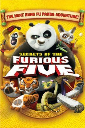 دانلود انیمیشن کوتاه Kung Fu Panda : Secrets of the Furious Five