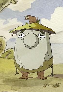 دانلود انیمیشن کوتاه یک شی در حال استراحت