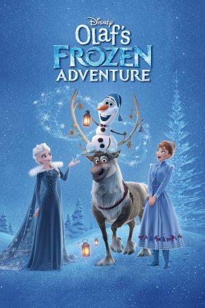دانلود انیمیشن کوتاه Olaf's Frozen Adventure