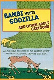 دانلود انیمیشن کوتاه Bambi Meets Godzilla