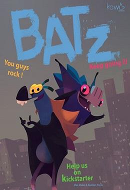 دانلود انیمیشن کوتاه Batz