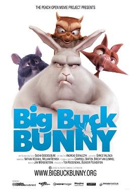 دانلود انیمیشن کوتاه Big Buck Bunny