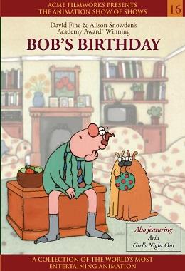 دانلود انیمیشن کوتاه Bob's Birthday
