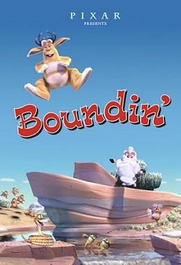 دانلود انیمیشن کوتاه Boundin'