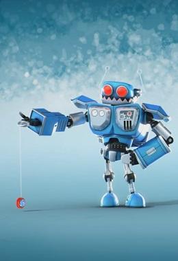 دانلود انیمیشن کوتاه SuperBot