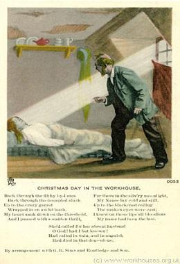 دانلود فیلم کوتاه Christmas Day in the Workhouse