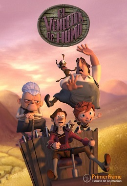 دانلود انیمیشن کوتاه El Vendedor de Humo