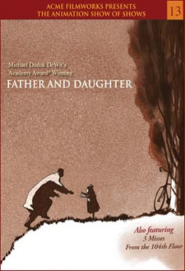 دانلود انیمیشن کوتاه Father and Daughter