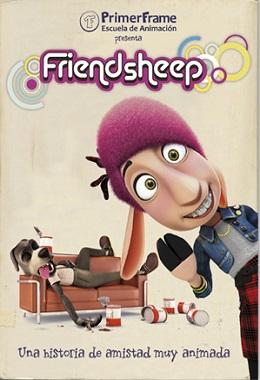 دانلود انیمیشن کوتاه Friendsheep