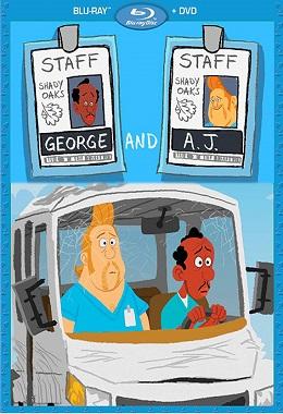 دانلود انیمیشن کوتاه George & A.J
