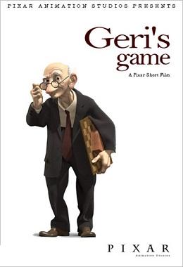 دانلود انیمیشن کوتاه Geri's Game
