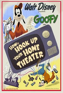 دانلود انیمیشن کوتاه How to Hook Up Your Home Theater