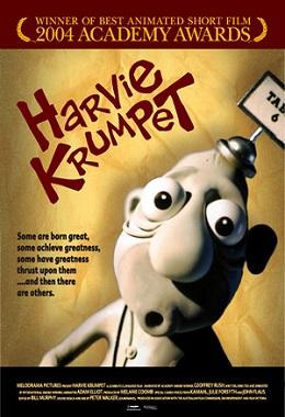 دانلود انیمیشن کوتاه Harvie Krumpet