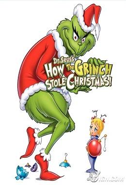 دانلود انیمیشن کوتاه How the Grinch Stole Christmas