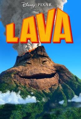 دانلود انیمیشن کوتاه Lava