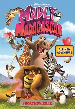 دانلود انیمیشن کوتاه Madly Madagascar