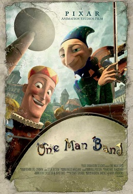 دانلود انیمیشن کوتاه One Man Band