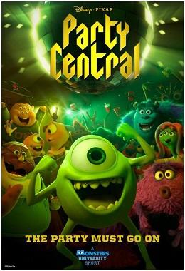دانلود انیمیشن کوتاه Party Central