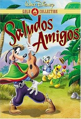 دانلود انیمیشن کوتاه Saludos Amigos