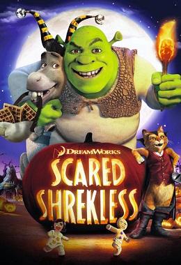 دانلود انیمیشن کوتاه Scared Shrekless