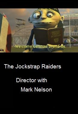 دانلود انیمیشن کوتاه The Jockstrap Raiders