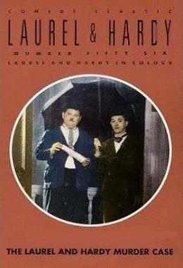 دانلود فیلم کوتاه The Laurel-Hardy Murder Case