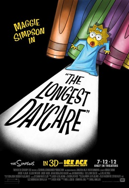 دانلود انیمیشن کوتاه The Simpsons: The Longest Daycare