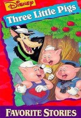 دانلود انیمیشن کوتاه Three Little Pigs